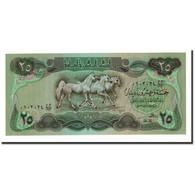 Billet, Iraq, 25 Dinars, 1990, KM:74a, NEUF - Iraq