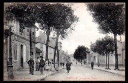 54-Lunéville, Avenue Des Vosges - Luneville