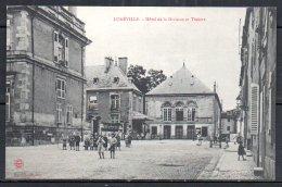54-Lunéville, Hôtel De La Division Et Théâtre - Luneville