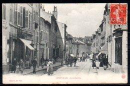 54-Lunéville, Grande Rue - Luneville