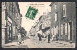 54-Lunéville, Rue Banaudon - Luneville