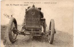 Grand Prix De L'A.C.F. Circuit De LYON -  La Nagant Vue Avant (105025) - Autres