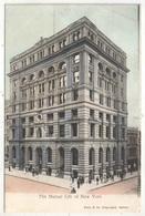 SYDNEY - The Mutual Life Of New York - 1907 - Sydney