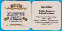 Falterbräu Drachselried ( Bd 1669 ) - Beer Mats