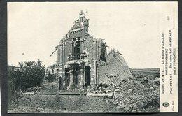 CPA - Guerre 1914-15... La Mairie D'ABLAIN SAINT NAZAIRE - Guerre 1914-18