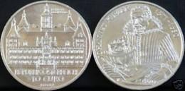 Oostenrijk 2002   10 Euro Zilver  Schloss (kasteel) Eggenberg   .ag 925   17,3 Gram . - Autriche