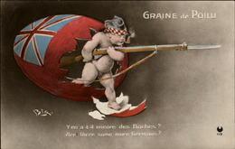 MILITARIA - Fantaisie - Graine De Poilu - Guerre 1914-18