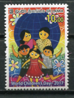 Sri Lanka 2017 / World Children's Day MNH Día De La Infancia / Cu7631  23 - Otros