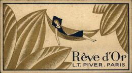 PARFUM - Parfumerie - Image - Rêve D'Or De PIVER - Autres