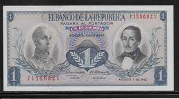 Colombie - 1 Peso - Pick N°404b - NEUF - Colombia