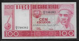 Cap Vert - 100 Escudos - Pick N°54 - NEUF - Cap Verde