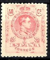 España Nº 276a Con Charnela - Nuevos