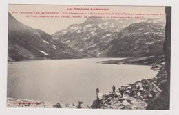 858-ENVIRONS AX-LES-THERMES--VUE D'ENSEMBLE DU LAC DE NAGUILLES - Ax Les Thermes