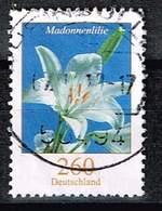 Bund 2016, Michel# 3207 R O Madonnenlilie Mit Nr. 70 - [7] République Fédérale