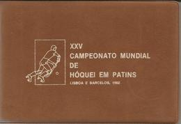 Serie BNC 1982 XXV Camp. Mundial Hoquei Patins - Portugal