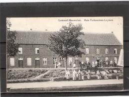 Lommel -Blauwe Kei.  Huis Verkammen-Leyssen - Lommel