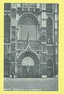 * Antwerpen - Anvers - Antwerp * (EDN VO-DW Anvers) Portail De La Cathédrale, Entrée, Le Teddy Américan Alarm Bell - Antwerpen