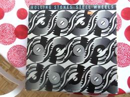 The Rolling Stones- Steel Wheels - Rock