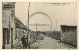 /! 4605 - CPA/CPSM  :  77 - Dammartin : Plaque Michelin De Sortie - Autres Communes
