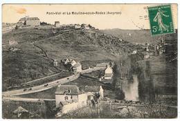 Pont-Viel Et La Mouline-sous-Rodez / 1911 - France