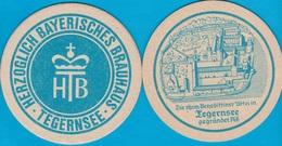 Herzoglich Bayerisches Brauhaus Tegernsee ( Bd 1674 ) - Beer Mats