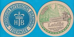 Herzoglich Bayerisches Brauhaus Tegernsee ( Bd 1675 ) - Beer Mats