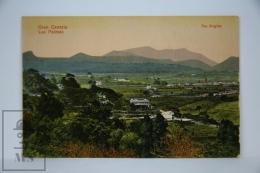Antique Postcard Canary Islands - Gran Canaria Las Palmas - Santa Brigida - Gran Canaria