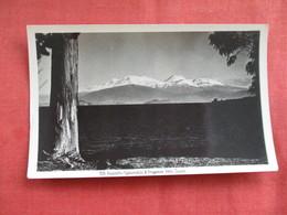 Mtz Ruapehu Ngauruhoe & Tongariro   New Zealand ---------Postcard Size  Blank Back Photo-------  Ref 2916 - New Zealand