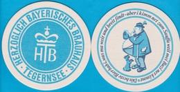 Herzoglich Bayerisches Brauhaus Tegernsee ( Bd 1676 ) - Beer Mats