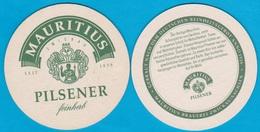 Mauritius Brauerei ( Bd 1679 ) - Beer Mats