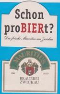 Mauritius Brauerei ( Bd 1680 ) - Beer Mats