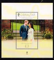 Engagement Prince Harry To Ms Meghan Markle : Blok ** - Gibraltar