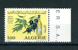 ALGERIE - OLIVO - BOTTIGLIA DI OLIO - HUILE OLIVE - Alimentazione