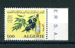 ALGERIE - OLIVO - BOTTIGLIA DI OLIO - HUILE OLIVE - Alimentation