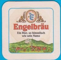 Engelbräu Rettenberg ( Bd 1681 ) Nr.27 - Beer Mats