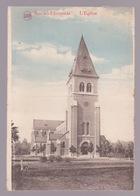 Bourg-Léopold. L'Eglise. -1920. - Leopoldsburg (Camp De Beverloo)