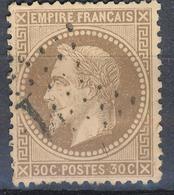 N°30 OBLITERATIONL BELLE FRAPPE - 1863-1870 Napoléon III Lauré