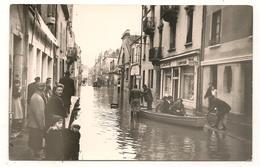 Chalon Sur Saone - Inondations -  Annee 1950 - Photo Lelu  -   CPA° - Chalon Sur Saone