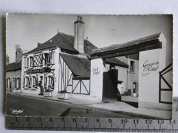 CP (18) Cher - AUBIGNY Sur NERE - Hôtel Du Cheval Rouge - Faubourg D'Argent - Aubigny Sur Nere