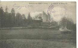 Environs De Corcy(Aisne) - Le Château De Maucreux - France