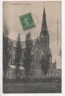59.554/ LA GORGUE - L'église - Autres Communes