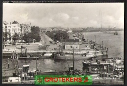 ROTTERDAM Oosterkade 1945   Levendig - Rotterdam