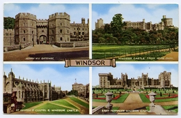 WINDSOR : MULTIVIEW - Windsor Castle