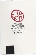 Ticket D'Entrée : Pompei Italie €11,00 : 10/09/08 - Tickets - Entradas