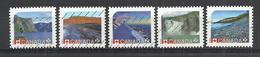 CANADA 2014 - UNESCO WORLD HERITAGE SITES - CPL. SET - USED OBLITERE GESTEMPELT USADO - 1952-.... Règne D'Elizabeth II