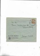 Brief Von Greifswald Deutsche Arbeitsfront Bauverwaltung Nach Lassau 1936! - Deutschland