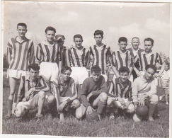 Ancienne Photo / Chaumont (52) / Equipe Des Jeunes (Football) / Fin Années 50 - Orte