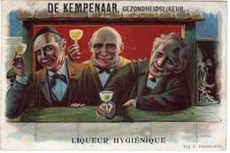 De Kempenaar. Gezondheidslikeur. Liqueur Hygiénique. **** - Other Collections