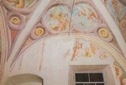 Jezersko - Freske Stare Cerkve 1981 - Slovénie