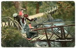 COMIC : COUPLES - THE BROKEN BRIDGE - Comics